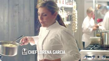 Taco Bell Burrito Bowl TV Spot, 'Nervous' Featuring Lorena Garcia  - Thumbnail 1