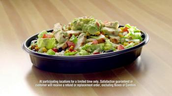 Taco Bell Burrito Bowl TV Spot, 'Nervous' Featuring Lorena Garcia  - Thumbnail 10
