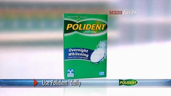 Polident TV Spot, 'Medi Facts' - Thumbnail 6