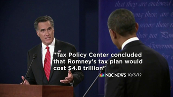 Obama for America TV Spot 'Romney's Tax Cut' - Thumbnail 10