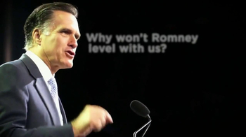 Obama for America TV Spot 'Romney's Tax Cut' - Thumbnail 6