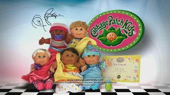 Cabbage Patch Babies TV Spot