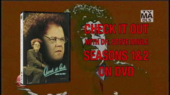 Check It Out with Dr. Steve Brule on DVD TV Spot - Thumbnail 1