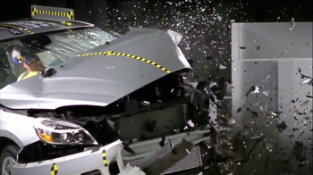 2012 Volvo S60 TV Spot, 'Crash Test'