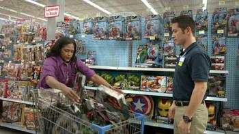 Walmart Layaway TV Spot, 'Getting Started' - Thumbnail 6