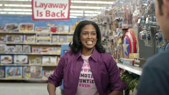 Walmart Layaway TV Spot, 'Getting Started' - Thumbnail 7