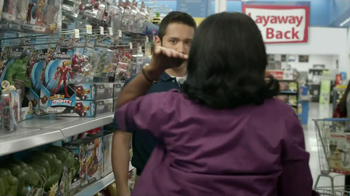 Walmart Layaway TV Spot, 'Getting Started' - Thumbnail 8