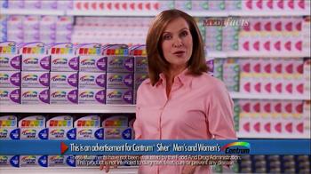 Centrum Silver Men's and Women's TV Spot, 'MediFacts' - Thumbnail 2