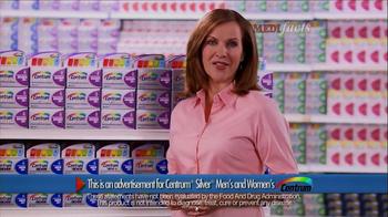 Centrum Silver Men's and Women's TV Spot, 'MediFacts' - Thumbnail 4