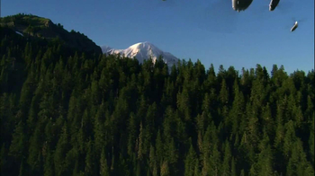 Glad Force Flex TV Spot, 'Mount Rainier' - Thumbnail 1