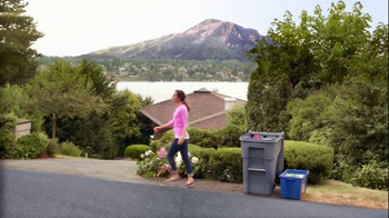 Glad Force Flex TV Spot, 'Mount Rainier' - Thumbnail 10