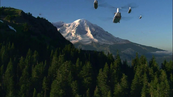 Glad Force Flex TV Spot, 'Mount Rainier'