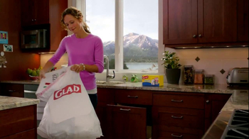 Glad Force Flex TV Spot, 'Mount Rainier' - Thumbnail 8