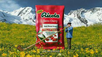 Ricola Sugar Free TV Spot