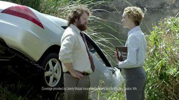 Liberty Mutual TV Spot, \'Humans: Water\'