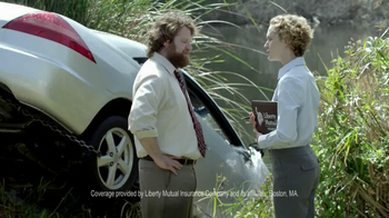 Liberty Mutual TV Spot, 'Humans: Water' - 1573 commercial airings