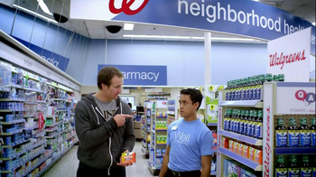 Walgreens DayQuil NyQuil TV Spot Featuring Drew Brees