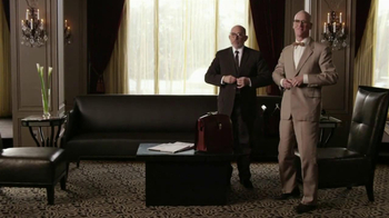 Men's Wearhouse TV Spot, 'Types of Guys' Feat George Zimmer - Thumbnail 2