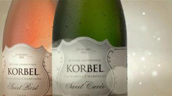 Korbel Sweet Cuvee, Sweet Rose TV Spot, 'Two Colors'