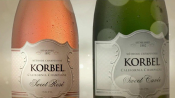 Korbel Sweet Cuvee, Sweet Rose TV Spot, 'Two Colors' - Thumbnail 8