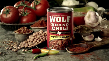 Wolf Brand Chili TV Spot, 'Texas' - Thumbnail 7
