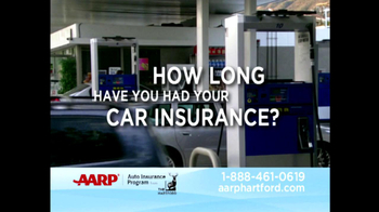 AARP Auto Insurance Program TV Spot, 'Gas Station' - Thumbnail 1