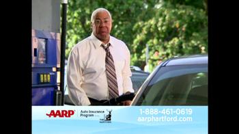 AARP Auto Insurance Program TV Spot, 'Gas Station' - Thumbnail 2