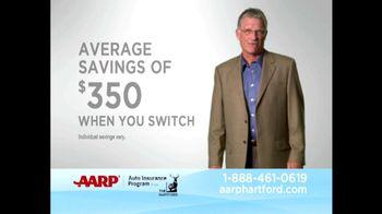 AARP Auto Insurance Program TV Spot, 'Gas Station'