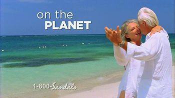 Sandals Resorts TV Spot, 'Let's Go'