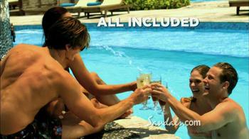 Sandals Resorts TV Spot, 'Let's Go' - Thumbnail 8