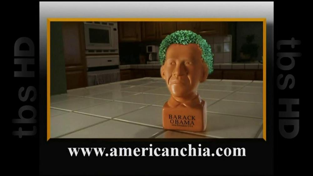 Chia Freedom of Choice TV Spot