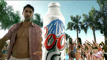 Coors Light Silver Bullet TV Spot, 'Pool Dance Party' - Thumbnail 2