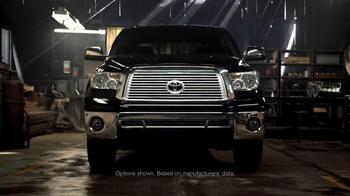 Toyota Tundra TV Spot, 'Breaks and Leg Room' - Thumbnail 1