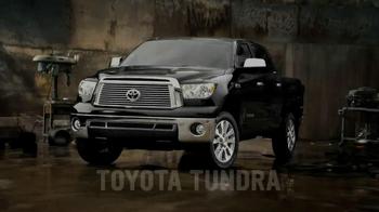 Toyota Tundra TV Spot, 'Breaks and Leg Room' - Thumbnail 10