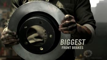 Toyota Tundra TV Spot, 'Breaks and Leg Room' - Thumbnail 4