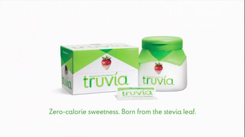 Truvia TV Spot, 'Nature's True Celebrities' - Thumbnail 9