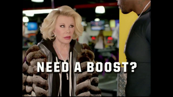 SK Energy TV Spot Featuring Joan Rivers and 50 Cent - 123 commercial airings