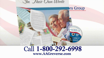 American Advisors Group TV Spot, 'Difficulties' Featuring Fred Thompson - Thumbnail 7