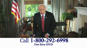 American Advisors Group TV Spot, 'Difficulties' Featuring Fred Thompson - Thumbnail 2