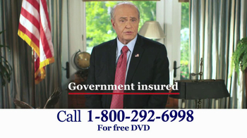 American Advisors Group TV Spot, 'Difficulties' Featuring Fred Thompson - 11 commercial airings