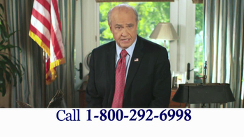 American Advisors Group TV Spot, 'Difficulties' Featuring Fred Thompson - Thumbnail 5