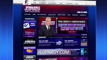 Jeopardy Military Guest Search TV Spot - Thumbnail 7