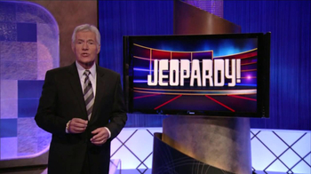 Jeopardy Military Guest Search TV Spot