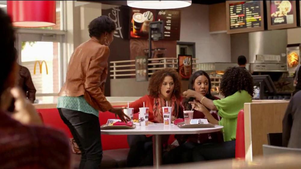 McDonald's 20th Edition Monopoly Game TV Commercial, 'Faint'