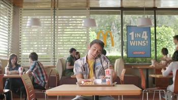 McDonald's Monopoly Game TV Spot, 'Fiat 500' - Thumbnail 1