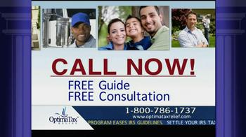 Optima Tax Relief TV Spot, 'IRS Forgiveness' - Thumbnail 10