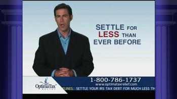 Optima Tax Relief TV Spot, 'IRS Forgiveness' - Thumbnail 3