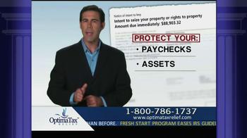 Optima Tax Relief TV Spot, 'IRS Forgiveness' - Thumbnail 5
