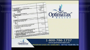 Optima Tax Relief TV Spot, 'IRS Forgiveness' - Thumbnail 6