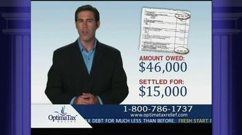 Optima Tax Relief TV Spot, 'IRS Forgiveness' - Thumbnail 8